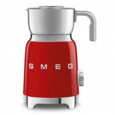 SMEG MFF01RDEU Вспениватель молока, красный