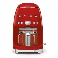 SMEG DCF02RDEU Капельная кофеварка, красный