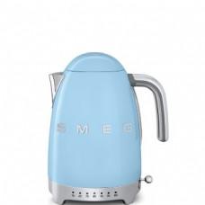 SMEG KLF04PBEU Чайник электрический с регулируемой температурой, пастельный голубой