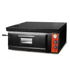 Газовая Пицца печь 60 см. Печь для пиццы одноуровневая