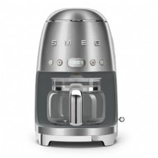 SMEG DCF02SSEU Капельная кофеварка, нержавеющая сталь матовая