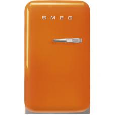 SMEG FAB5LOR3 Отдельностоящий минибар, оранжевый, стиль 50-х гг, петли слева
