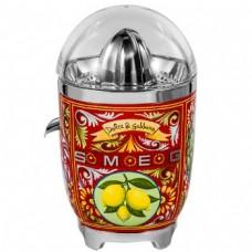 SMEG CJF01DGEU Соковыжималка для цитрусовых, D&G