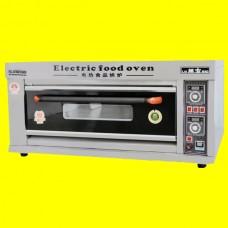 Пекарский шкаф электрический, 1 секция 2 противня
