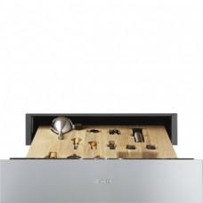 SMEG CPS315X Ящик сомелье, 60 см, высота 14 см, нержавеющая сталь, открывание PUSH