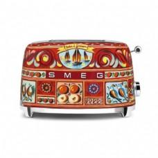 SMEG TSF01DGEU Тостер на 2 ломтика, D&G