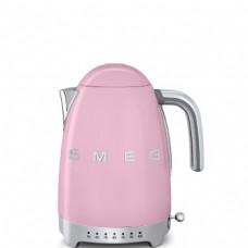 SMEG KLF04PKEU Чайник электрический с регулируемой температурой, розовый