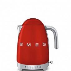 SMEG KLF04RDEU Чайник электрический с регулируемой температурой, красный