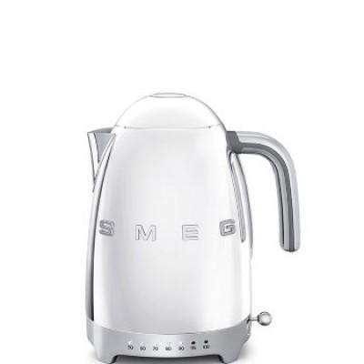 SMEG KLF04SSEU Чайник электрический с регулируемой температурой, полированная нержавеющая сталь