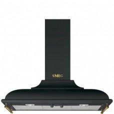 SMEG KC19AOE Вытяжка настенная,89,5 см, антрацит