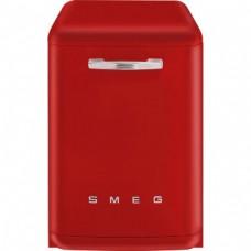 SMEG LVFABRD2 Отдельностоящая посудомоечная машина, 60 см, красная