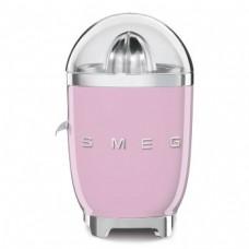 SMEG CJF01PKEU Соковыжималка для цитрусовых, розовая