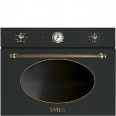 SMEG SF4800MAO Микроволновая печь