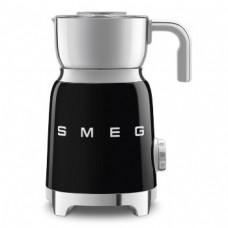 SMEG MFF01BLEU Вспениватель молока, черный