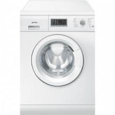 SMEG SLB127-2 Отдельностоящая стиральная машина, 60 см, белая.
