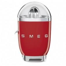SMEG CJF01RDEU Соковыжималка для цитрусовых, красная