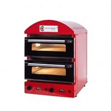 Пицца печь двух уровневая