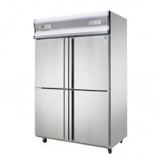 Холодильный шкаф 4х дверный Комбинированный