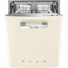 SMEG ST2FABCR2 Встраиваемая посудомоечная машина, кремовый, 60 см