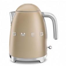 SMEG KLF03CHMEU Чайник электрический с регулируемой температурой, матовый шампань