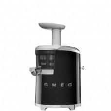SMEG SJF01BLEU Шнековая соковыжималка, черная,43 об/мин.