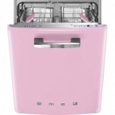 SMEG ST2FABPK2 Встраиваемая посудомоечная машина, розовая, 60 см