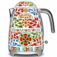 SMEG KLF03DGEU Чайник электрический, D&G