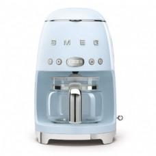 SMEG DCF02PBEU Капельная кофеварка, пастельный голубой