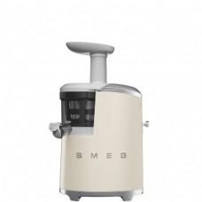 SMEG SJF01CREU Шнековая соковыжималка, кремовая,43 об/мин.