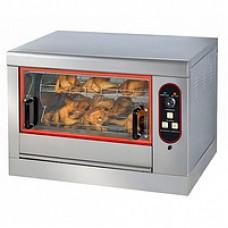 Аппарат для приготовления кур гриль на 8 кур