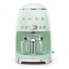 SMEG DCF02PGEU Капельная кофеварка, пастельный зеленый