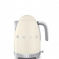 SMEG KLF04CREU Чайник электрический с регулируемой температурой, кремовый