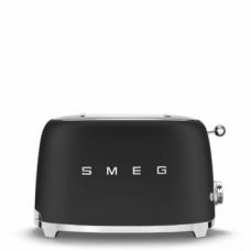 SMEG TSF01BLMEU Тостер на 2 ломтика, матовый черный
