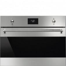 SMEG SF4301MX Микроволновая печь, 60 см, высота 45 см, нержавеющая сталь.